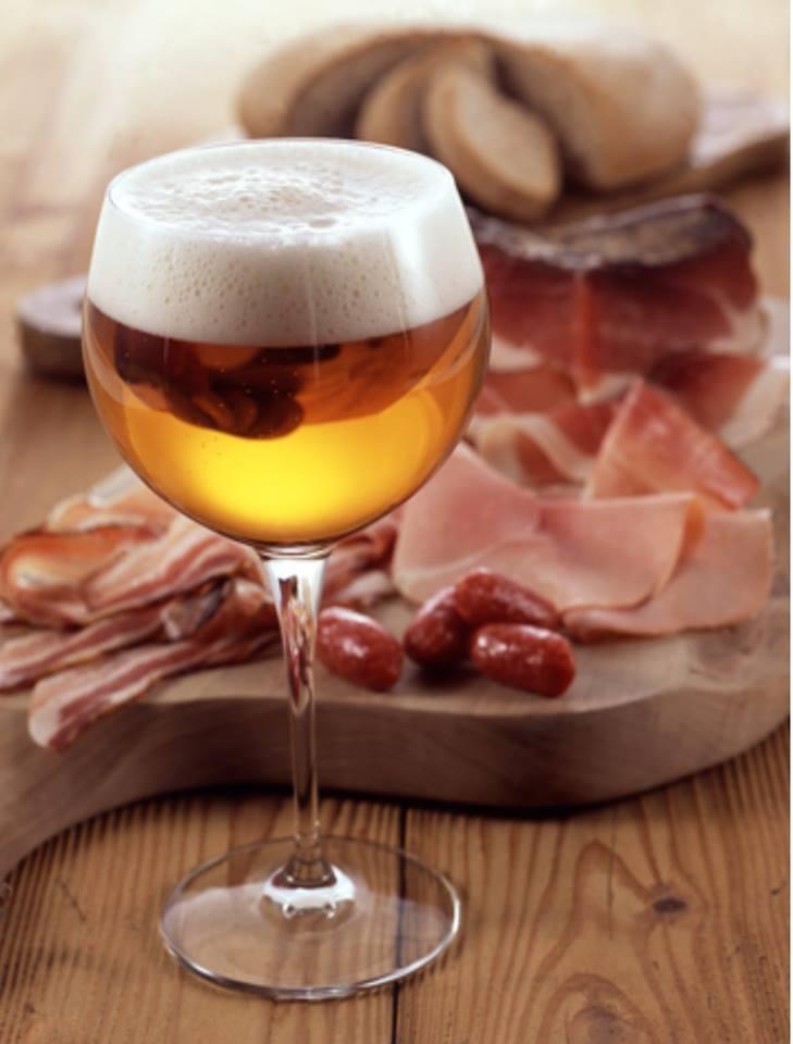Cena e degustazione di birre artigianali