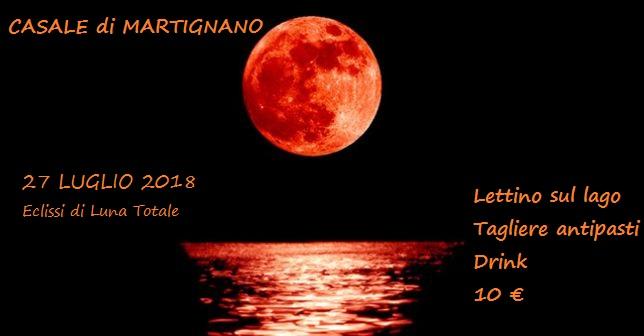 Eclissi di luna totale, Venerdì 27 Luglio