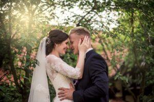 matrimonio in agriturismo romantico