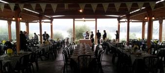 pranzo sul lago